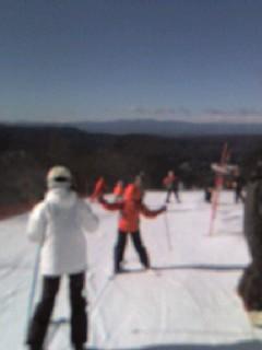 軽井沢スキーツアー